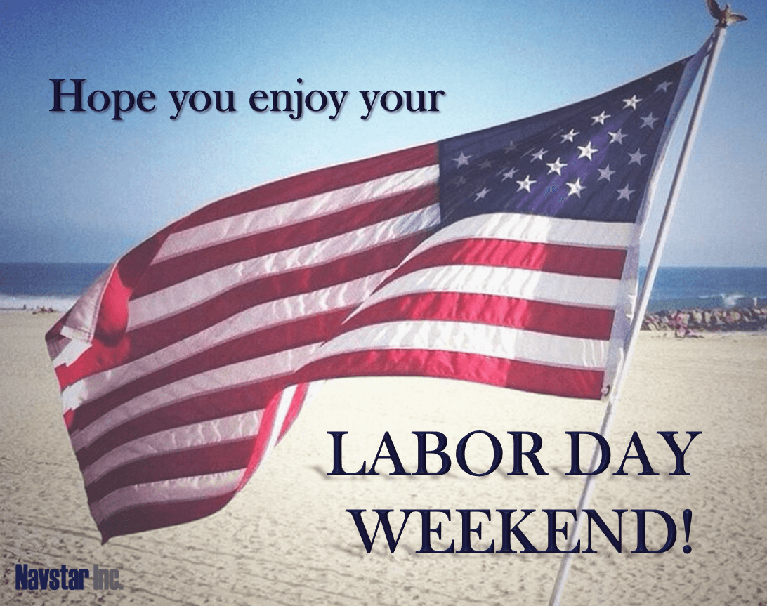 Navstar Labor Day